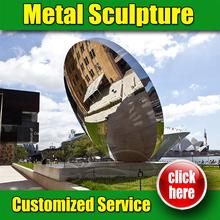 2015 Hot Sale Metal Sculpture for Garden Decoration