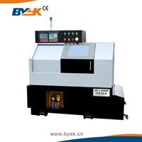 CK32A gang tool mini cnc turning lathe
