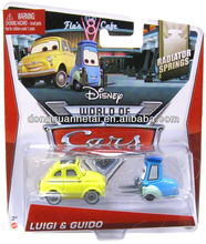 2014 wholesales Disny Pixar cars collection, Pixar cars Luigi & Guido