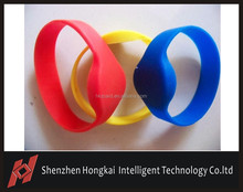 Factory price id&c rfid wristbands for access control