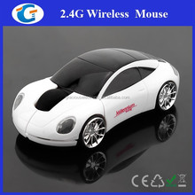 3D Optical USB Mouse Wireless Car Shaped Computer Mouse