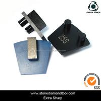 Werkmaster Grinding Tools/Diamond Segments for Grinding Concrete