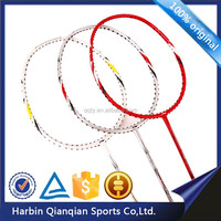 A880 Chinese wholesale promotion top quality unstrung badminton racket