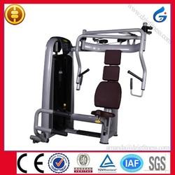 Gym purpose Chest Press Machine exercise equipment