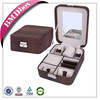 2015 new item portable jewelry box promotional wedding gifts for women