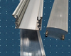2015 Hot Sales!!! High Quality 6063 Led Aluminum Extrusions Channel For Led Strip