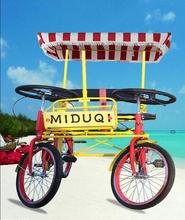 alibaba china wholesale used quadricycle surrey bike for sale