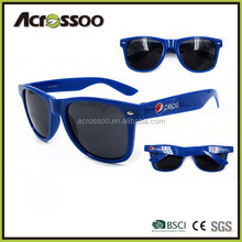 Custom neon sun glasses neon promotional sun glasses