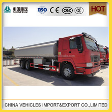 Sinotruk Howo a7 kchinese used fuel tankers