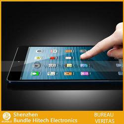 for ipad mini temerpered glass screen protector