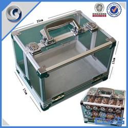 MLDGJ854 Porpular professional acrylic aluminum custom chips case