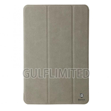 BASEUS Slim Stand PU Leather Smart Cover Folio Case For Apple iPad mini4