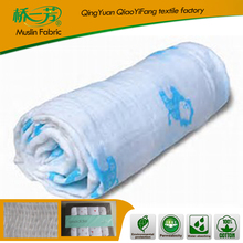 Nonwoven Guangzhou mink wool baby newborn blanket