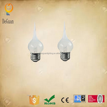 Factory Driect Sale Top Quality Tip S11 Medium Base E26 White / Pearl Silicone Light Bulbs