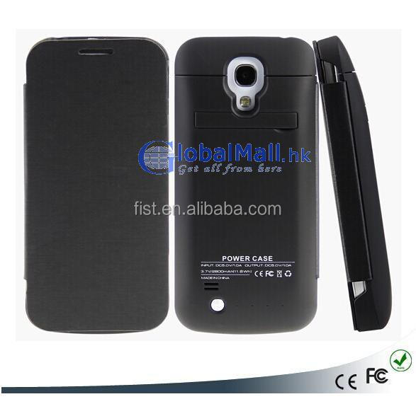 Case Design rechargeable phone case galaxy s4 : ... Bank Case Cover Charger for Samsung Galaxy S4 mini i9190 Battery Case