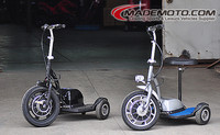 Hot Selling Battery Power Brushless Motor Three Wheel Mobility Electric Scooter
