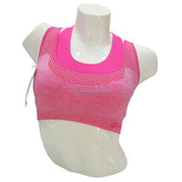 new design nice quality seamless woman underwear ladies sport bra
