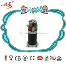 2 core speaker cable supplier, transparent flexible speaker cable for power amplifier, VCD, DVD, VCR