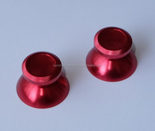 For ps4 joystick Metal Aluminum Thumbsticks For PS4 metal button joystick controller replacement parts