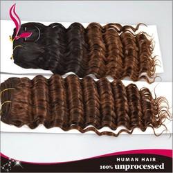 aliexpress hair free samples brazilian deep wave hair weft sealer 24 inch virgin remy brazilian hair weft