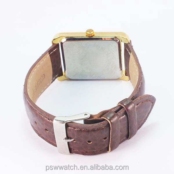 Ladies watches 2015 alloy watch case and Japan quartz movt