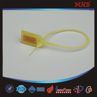 MDT13 Hot sale rfid plastic label tie tag /passive 125khz tag