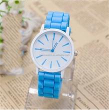laixinwatch pop brand lady plastic watch