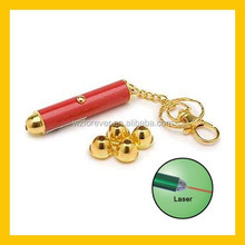 2015 High Quality 5 In 1 Red Laser Keyring