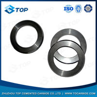 cemented carbide cold ring for copper rod cold rolling mill
