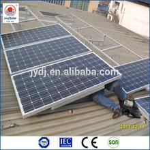 24v 12v 300w mono crystalline solar cell panel