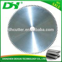 Aluminium pipe processing square hole saw blade
