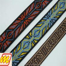 High quality of customized nylon jacquard webbing