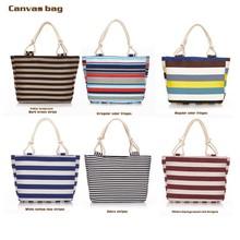 canvas tote bag 2015 fashion woman's handbag