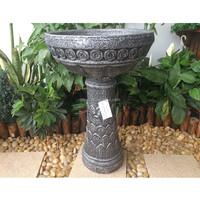 Granite stone bowl decorative stone bowl carving G88-513-C123