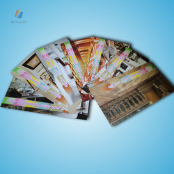 poster & flyer / offset printing OEM supplier / CYMK printing