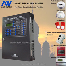 Affordable Resettable Addressable CE-certified Fire Detection Alarm Panel