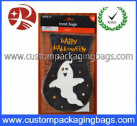New designed halloween felt treat bags