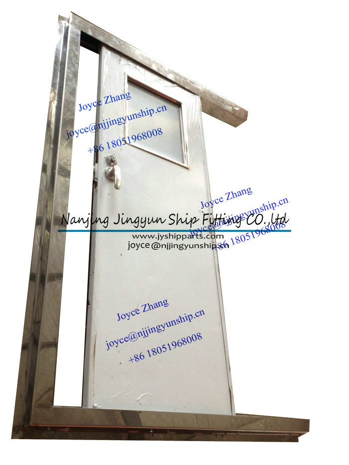 Boat aluminum cabin sliding doors view boat hollow door for Boat cabin entry doors