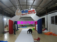 Newest and best selling inflatable entrance arch for sale