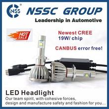 Alibaba Golden manufacturer bright white car h4 led headlight bulbs
