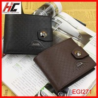 2014 Latest Wholesale Fashion Genuine Leather Men's Wallet Genuine Leather Purse bag