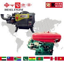 high quality single cylinder ZS1115 diesel engine
