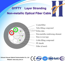 GYFTY underground fiber optic cable