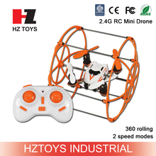 Unbreakable cheap drone 2.4G 4ch biredcage model mini rc airplanes.