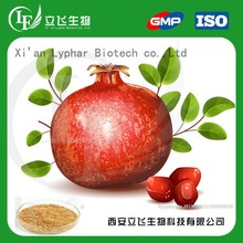 ISO Factory Supplys High Standard of Pomegranate Peel Extract