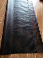 black stiff mesh fabric,woven vinyl coated polyester fabric,