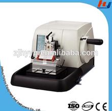Parafina máquina de cortar semi-automática de médico modelo HY3500