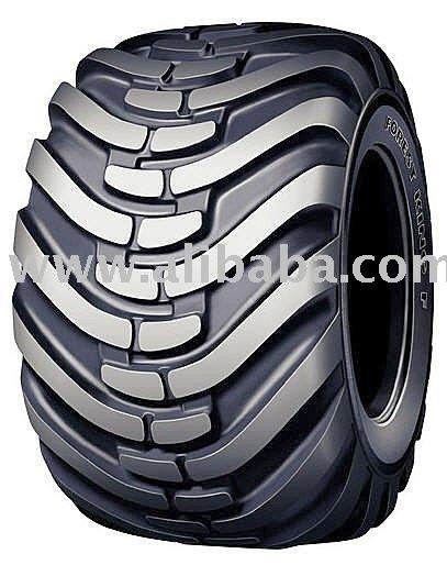 Primeira qualidade, Preço de orçamento, Marca novo pneu para a silvicultura harvester