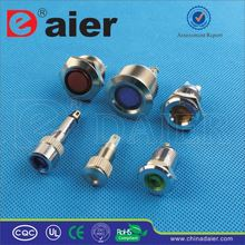 Daier double-color solder terminal indicator lighting