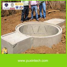 Nueva tecnología de jefe 10M3 residuos industriales / planta de tratamiento de agua / biorreactor